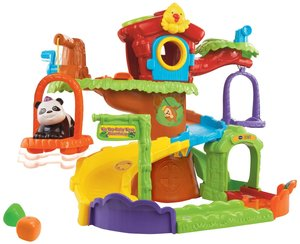 Vtech 80-157104 - Tip Tap Baby Tiere, Baumhaus