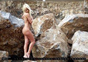 Body & Rocks (Wandkalender 2016 DIN A2 quer)