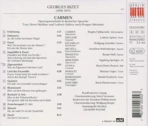 Bizet:Carmen (QS/Deutsch)