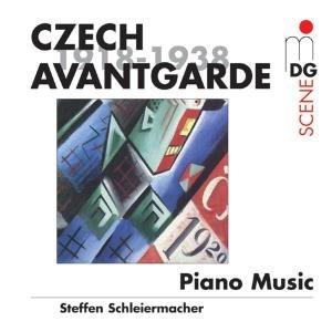 Tschechische Avantgarde