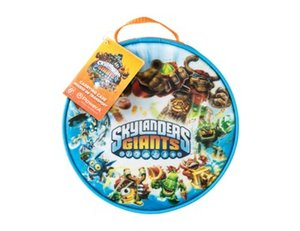 Skylanders Giants Zip Case