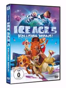 Ice Age 5 - Kollision Vorraus!