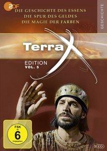 Terra X-Edition Vol.5Die Geschichte des Essen