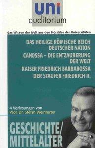 Das heilige Römische Reich Deutscher Nation; Canossa - die Entza