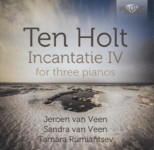 Incantatie IV-For Three Pianos