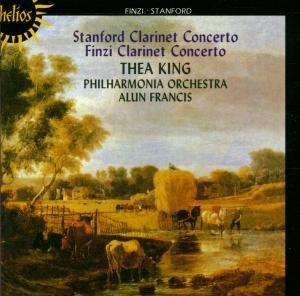 Stanford Clarinet Concerto/Finzi Clarinet Concerto