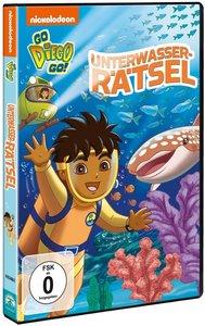 Go Diego Go! - Unterwasser-Rätsel