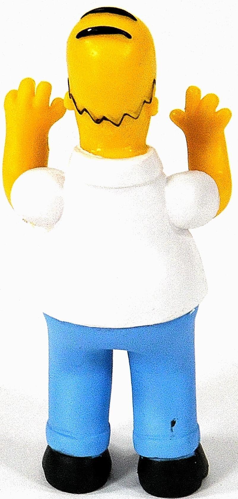 The Simpsons - Sammelfiguren, 5tlg. - zum Schließen ins Bild klicken