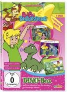 Special DVD 2 Filme Dschungel/Dino-Ei+CD (426659)