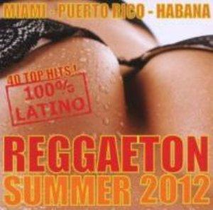 Reggaeton Summer 2012