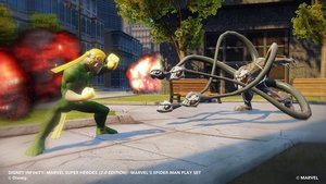 Disney Infinity 2.0 - Figur Iron Fist Marvel Super Heroes (2)