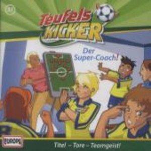 Teufelskicker 37. Der Super-Coach!