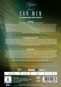 Car Men/Silent Cries/La Cathedrale Engloutie