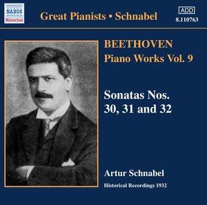 Klaviersonaten 30-32