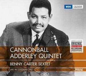 Cannonball Adderley Quintet&B. Carter Sextet 1961