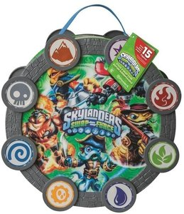 Skylanders Swap Force - Element Storage