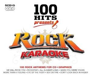 100 Hits Rock Karaoke