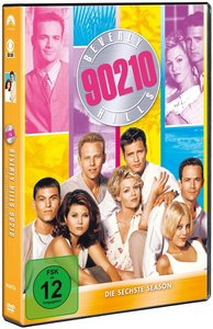Beverly Hills, 90210 - Season 6 (7 Discs, Multibox)