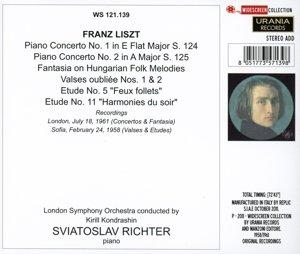 Richter spielt Liszt