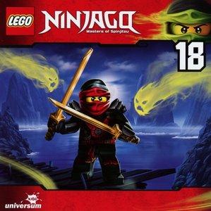 LEGO Ninjago (CD18)