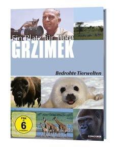 Grzimeks Ein Platz für Tiere 1 - Bedrohte Tierwelten