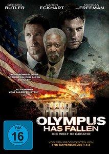 Olympus Has Fallen-Die Welt in Gefahr