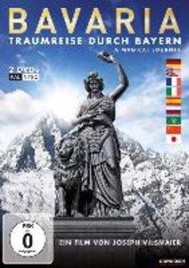 Bavaria-Traumreise durch Bayern-A Magica (DVD)