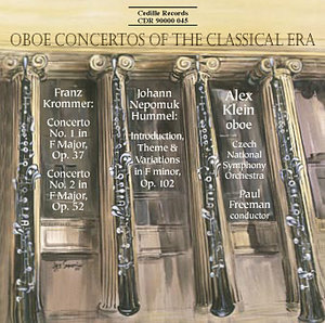 Oboe Concertos of the Classical Era