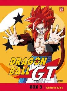 Dragon Ball GT - Box 3