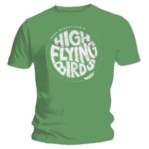 Logo (T-Shirt,Grün,Größe M)