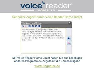 Voice Reader Home 15 Englisch-Britisch - männliche Stimme (Danie