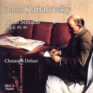 Klaviersonaten Opp.6,45,46