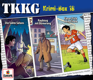 18.TKKG Krimi-Box
