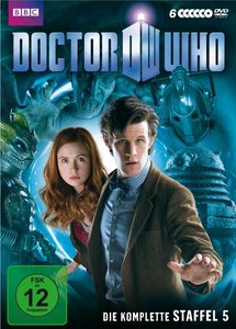 Doctor Who - Staffel 5 - Komplettbox