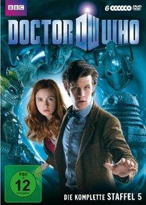 Doctor Who - Staffel 5 - Komplettbox