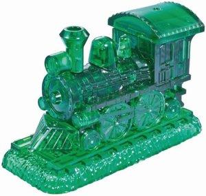 Puzzle Puzzle 3D Crystal Lokomotive 38 Teile