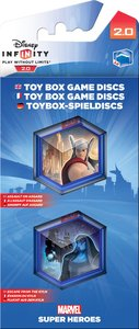 Disney Infinity 2.0 - ToyBox-Game-Discs, Spielediscs, ToyBox Mün