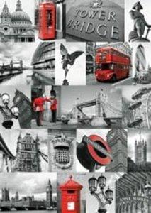 Ravensburger 19144 - London, 1000 Teile Puzzle