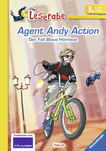 Agent Andy Action - Der Fall Blaue Hornisse