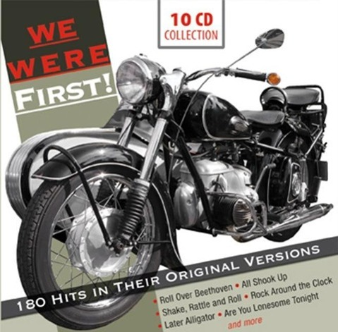 We Were First-180 Hits in Their Original Versions - zum Schließen ins Bild klicken