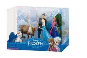 Bullyland 12216 - Walt Disney: Die Eiskönigin Deluxe Set - Völli