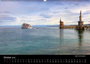 Bodensee (Wandkalender 2016 DIN A2 quer)