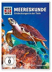 Was ist was DVD: Meereskunde. Entdeckungen in der Tiefe
