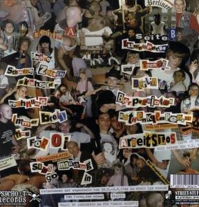 Randale,Pogo,Alkohol-LP+Fanzine