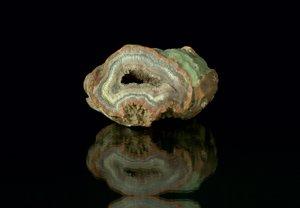 Premium Textil-Leinwand 45 cm x 30 cm quer Achat Druse - Mineral