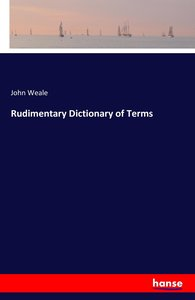 Rudimentary Dictionary of Terms