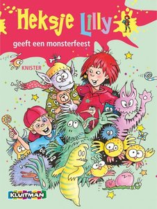 Heksje Lilly / Geeft een monsterfeest / druk 1