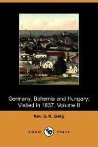 GERMANY BOHEMIA & HUNGARY