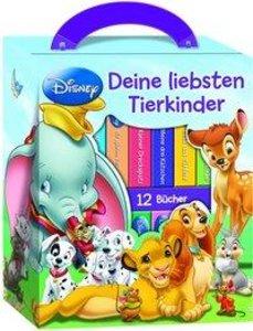 Bücherbox - Deine liebsten Tierkinder