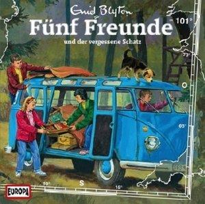 Fünf Freunde 101 und der vergessene Schatz